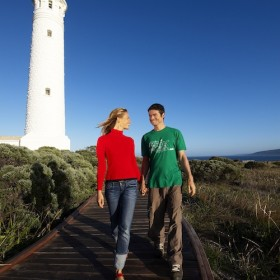 Cape Leeuwine lighthouse