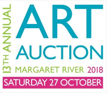13th Annual Margaret River Art Auction